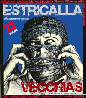 estricalla flyer